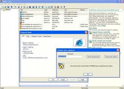 AdventNet Agent Toolkit C Edition 6 screenshot