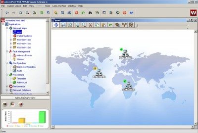 AdventNet Web NMS Trial Edition 4.7 screenshot