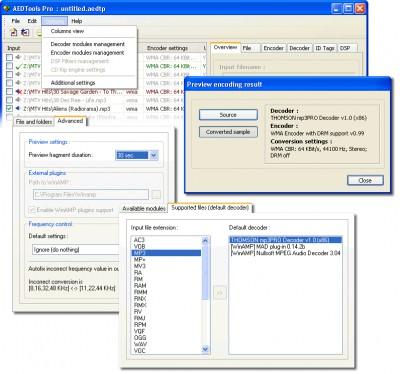 AEDTools Pro 1.13 screenshot