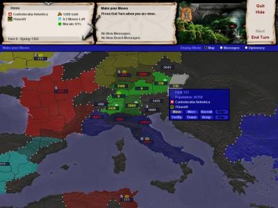 Aevum Obscurum 2.6.15 screenshot