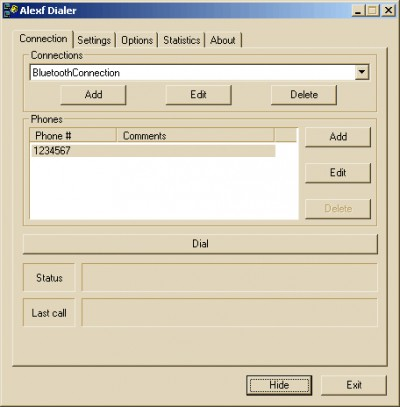 AFD 2005-11-21 screenshot