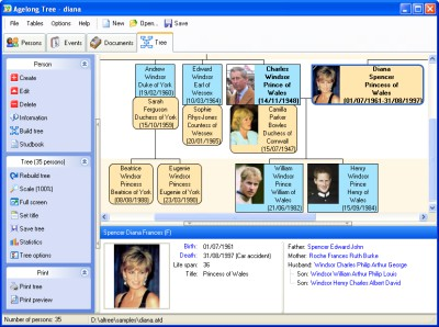Agelong Tree 3.1.1 screenshot