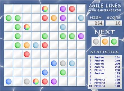 Agile Lines 1.3.1 screenshot