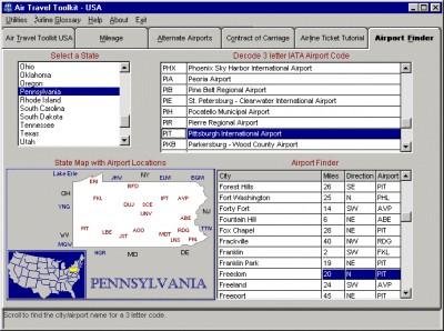 Air Travel Toolkit - USA 2 screenshot