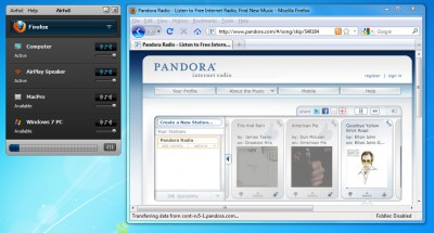 Airfoil 5.1.0 screenshot