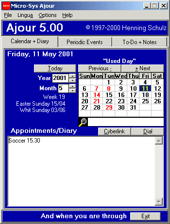 Ajour 5.6.4 screenshot