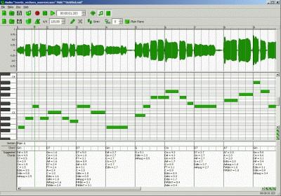 Akoff Music Composer 3.0 screenshot