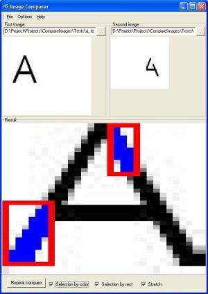 AKS Image Comparer 1.0 screenshot