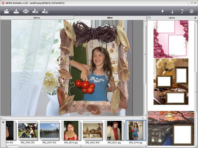 AKVIS ArtSuite 9.0 screenshot