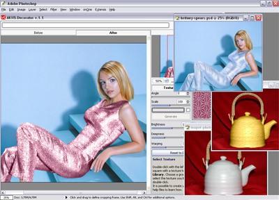 AKVIS Decorator 2.0 screenshot