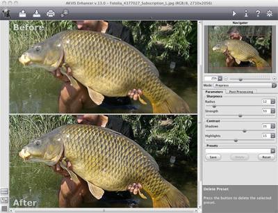 AKVIS Enhancer 13.5 screenshot
