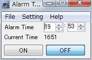 Alarm Timer 1.2 screenshot