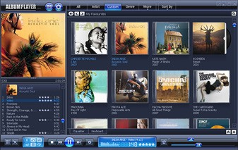 AlbumPlayer 5.3e screenshot