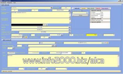 ALCA Gestione del tuo negozio 9.9.4 screenshot