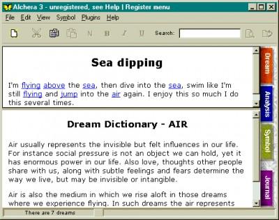 Alchera 3.7 screenshot