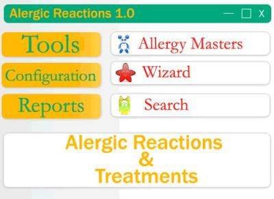 Alergic Reactions 1.0 screenshot