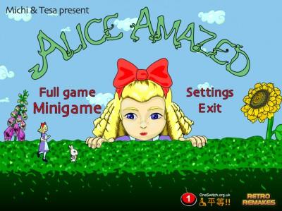 Alice Amazed 1.2.1 screenshot