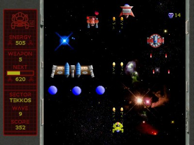 Alien Outbreak 1.0 screenshot
