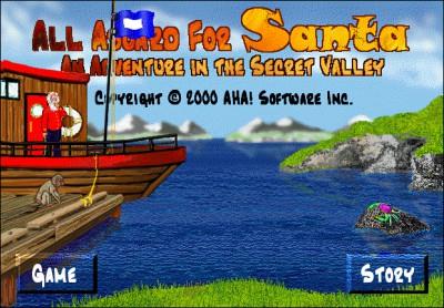 All Aboard For Santa 1.1.2 screenshot