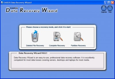 All Data Recovery 4.243 screenshot