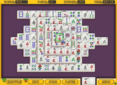 All-Time Mahjongg 1.18 screenshot