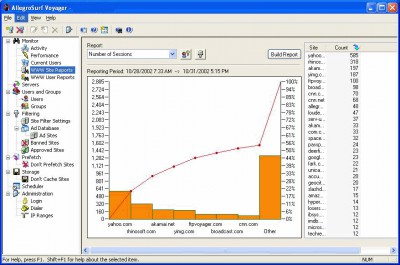 AllegroSurf 8.2.0.0 screenshot