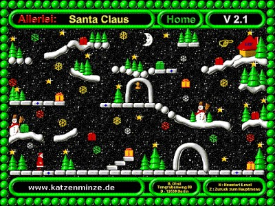 ALLERLEI: Santa Claus - Home 2.5 screenshot