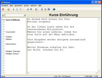 Alltags-Notizen 2021.03 screenshot