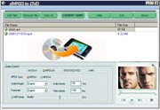 Almost DVD to iPhone Converter 2.3.10 screenshot