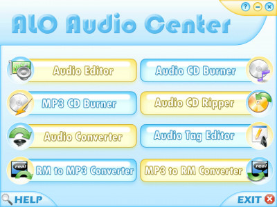 ALO Audio Center 3.0.779 screenshot