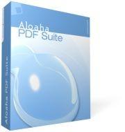 Aloaha PDF Suite 5.0.187 screenshot