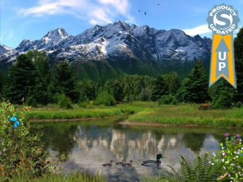 Alpine Lake 5.07 screenshot