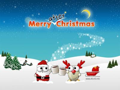 ALTools Christmas Desktop Wallpaper 2005 screenshot