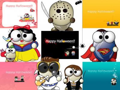 ALTools Halloween Wallpaper 2k6 Series-9 screenshot