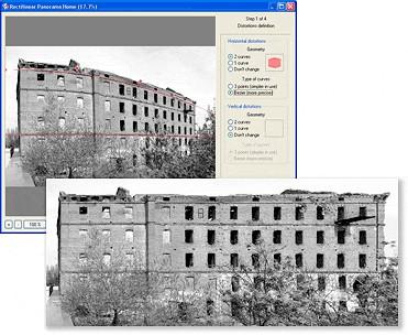 Altostorm Rectilinear Panorama Home 1.3 screenshot