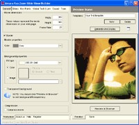 Amara Flash Photo Animation Software 2.0 screenshot