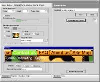 Amara Menu and Button Maker 3.32 screenshot