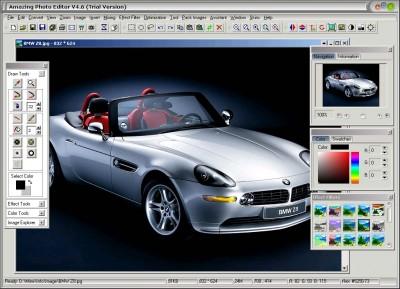 Amazing Photo Editor 7.9.2 screenshot