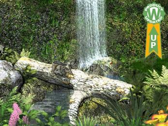 Amazing Waterfall - Animated 3D Wallpaper 5.07 screenshot