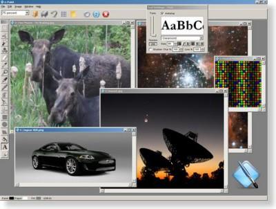 AMC e-Paint 10.0a.5 screenshot