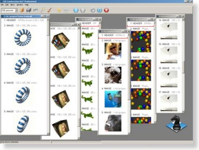 AMC GIF Construction Set Pro 11.0a.7 screenshot