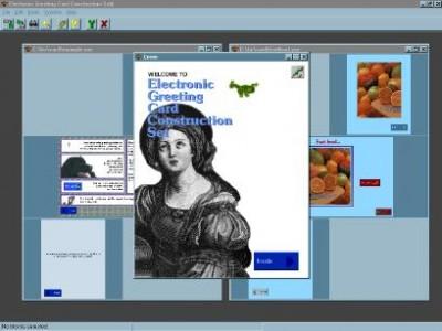 AMI Electronic Greeting Card Construction Set 2.0a.03 screenshot