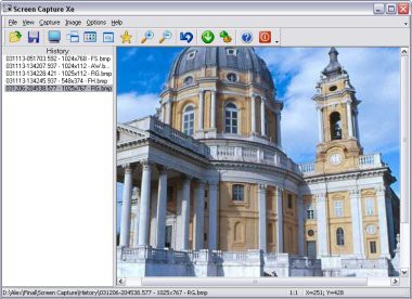 Amic Screen Capture 1.2 screenshot