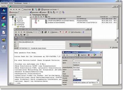 Amicron Mailoffice 1.0 screenshot