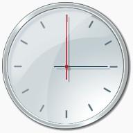 Analogue Vista Clock 1.35 screenshot