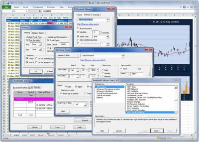 AnalyzerXL Package 6.1.39 screenshot