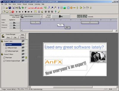 AnFX 6.1.0.1 screenshot