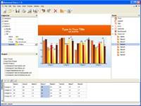 Animated Chart Pro - Flash Chart Software 2.1 screenshot