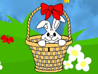 Animated Easter Bunny Wallpaper 1.0 screenshot