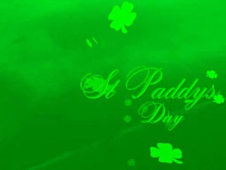 Animated St.Paddys Day Screensaver 1.0 screenshot